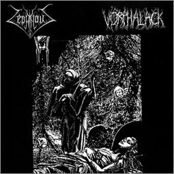 Vorphalack / Zephyrous - Zephyrous / Vorphalack