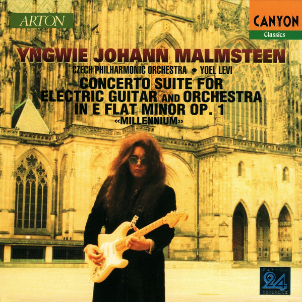 Yngwie J. Malmsteen - Concerto Suite for Electric Guitar and Orchestra in E flat minor Op.1