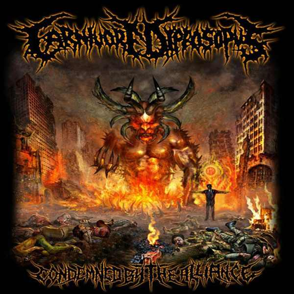 Carnivore Diprosopus - Condemned by the Alliance