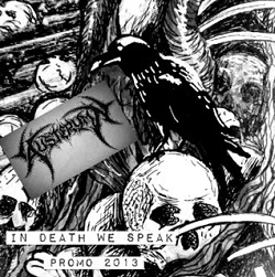 Austerymn - In Death...We Speak - Promo 2013