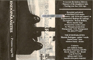 The Endoparasites - Promo Tape '95