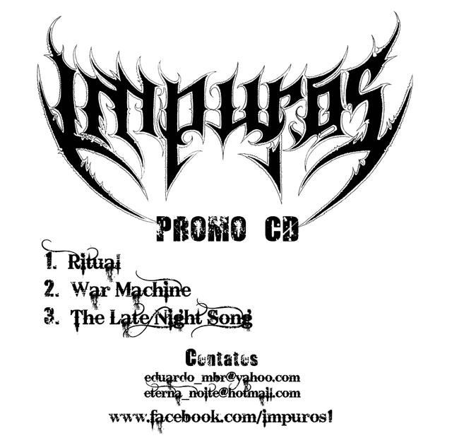 Impuros - Promo CD