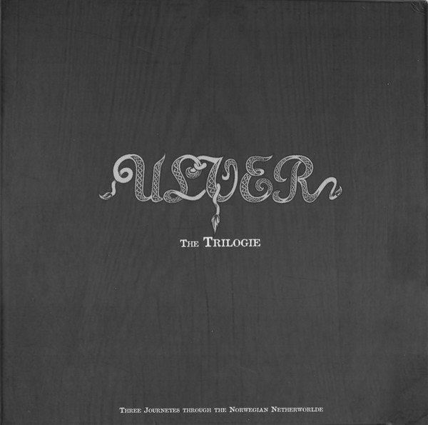 Ulver - The Trilogie: Three Journeyes Through the Norwegian Netherworlde