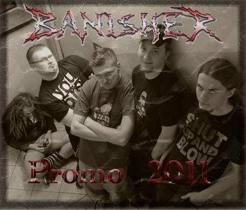 Banisher - Promo 2011