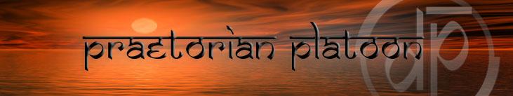 Praetorian Platoon - Logo