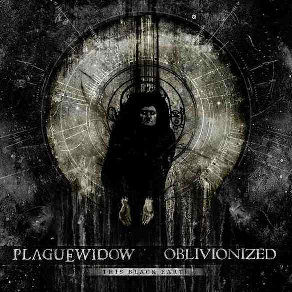 Oblivionized / Plague Widow - This Black Earth