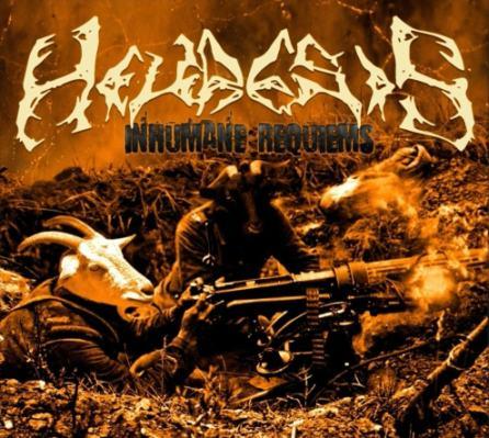 Heuresis - Inhumane Requiems