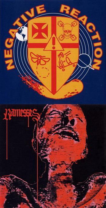 Ramesses / Negative Reaction - Negative Reaction / Ramesses
