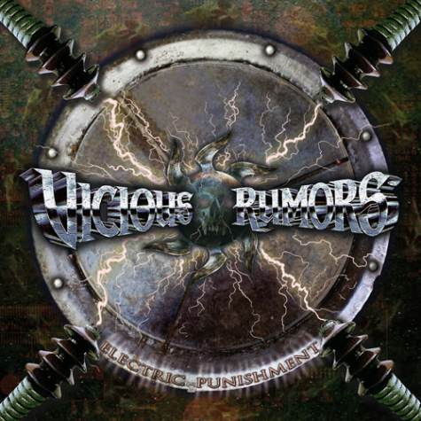 Vicious Rumors - Electric Punishment