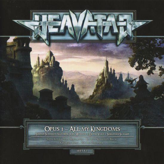 Heavatar - Opus I - All My Kingdoms