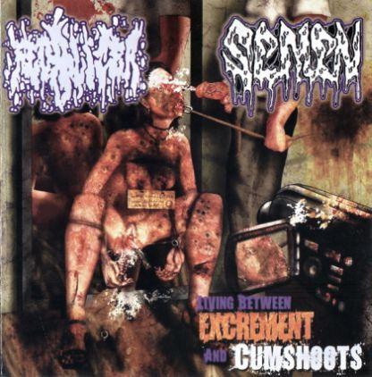 Fecalizer / Semen - Living Between Excrement and Cumshoots