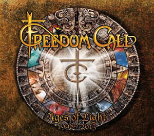 Freedom Call - Ages of Light 1998 / 2013