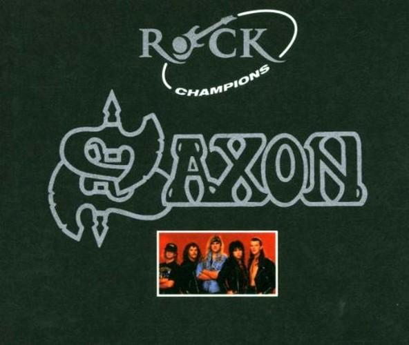 Saxon - Rock Champions