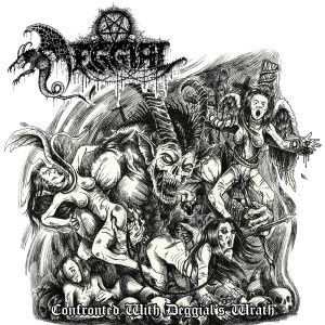 Deggial - Confronted with Deggial's Wrath