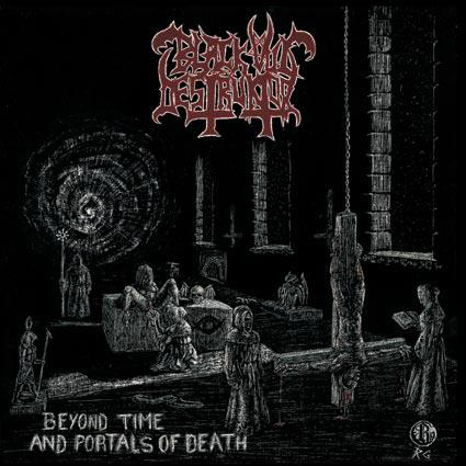 Black Vul Destruktor - Beyond Time and Portals of Death