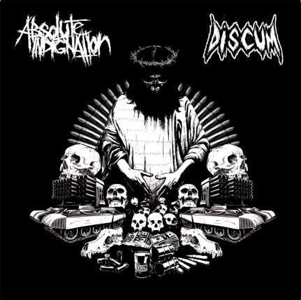 Discum - Absolute Indignation & Discum