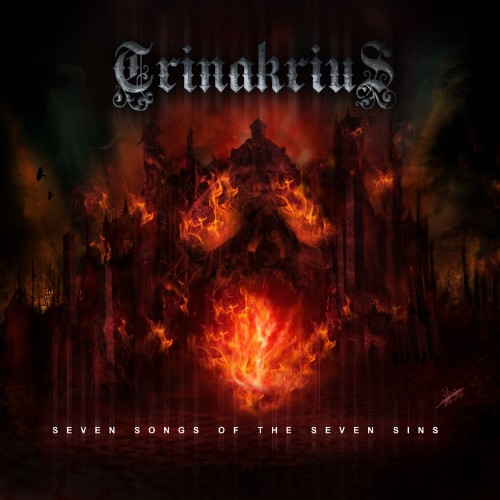 Trinakrius - Seven Songs of the Seven Sins