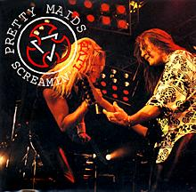 Pretty Maids - Screamin' Live