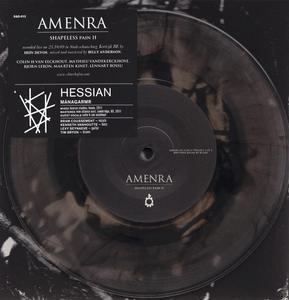Amenra - Amenra / Hessian