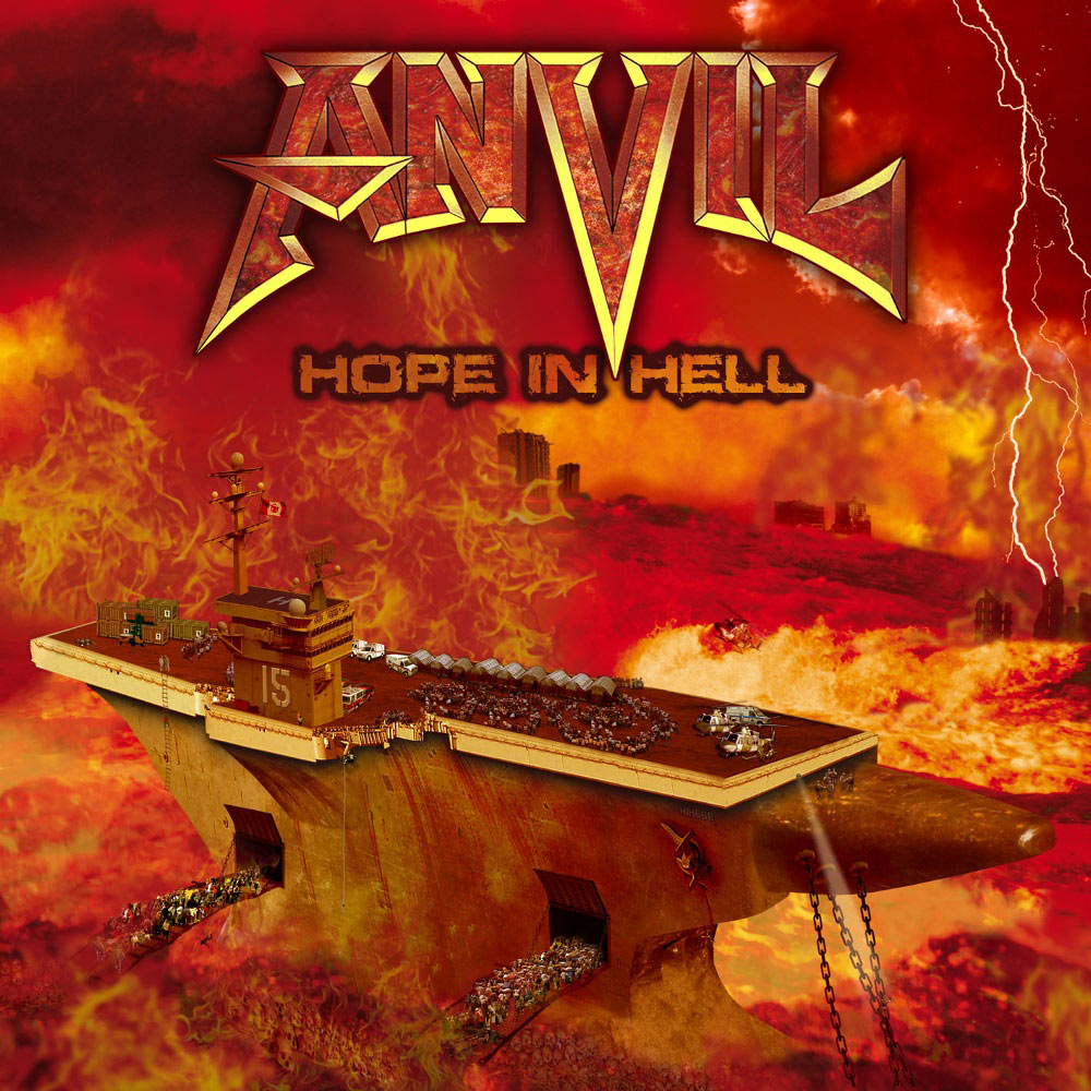 Anvil — Hope in Hell (2013)