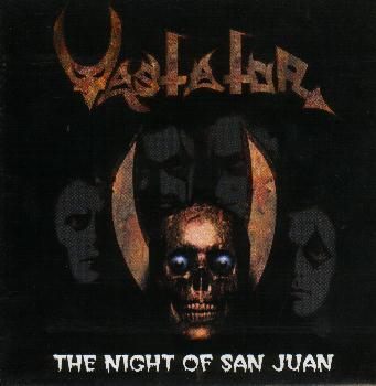 Vastator - The Night of San Juan