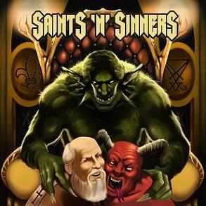 Saints`n`Sinners — Saints`n`Sinners (2013)