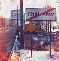 Chainsaw - Frogs