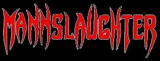 Mannslaughter - Logo