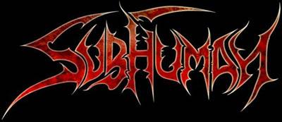 Subhuman - Logo