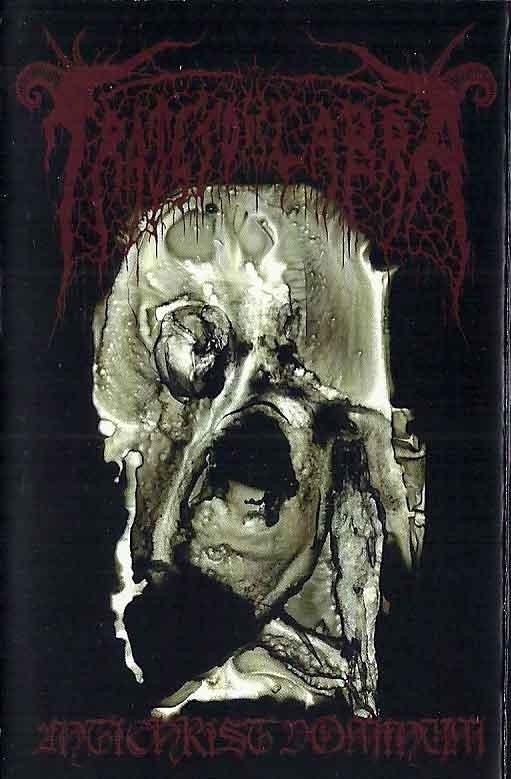 Trajeto de Cabra - Antichrist Dominum