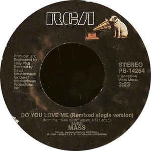 Mass - Do You Love Me