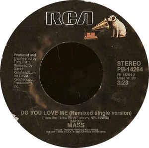 Mass - Do You Love Me