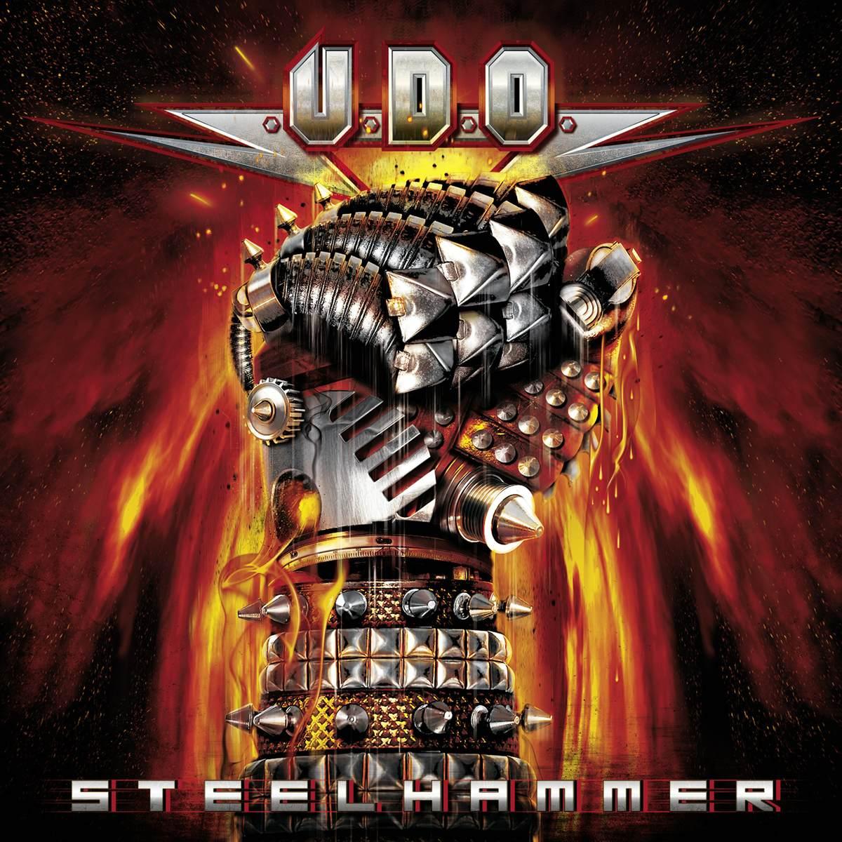 U.D.O. — Steelhammer (2013)