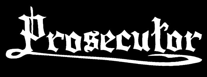 Prosecutor - Logo