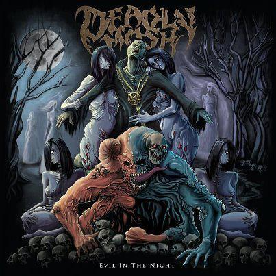 Deadly Mosh - Evil in the Night