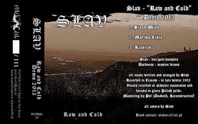 Slav - Raw and Cold