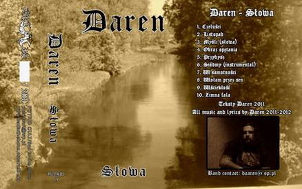 Daren - Słowa