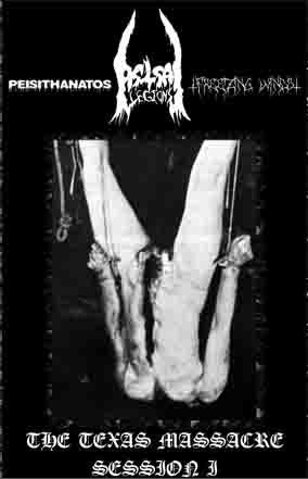 Freezing Winds / Peisithanatos / Astral Legions - The Texas Massacre Session I