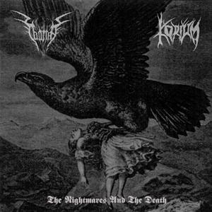 Korium / Taarma - The Nightmares and the Death