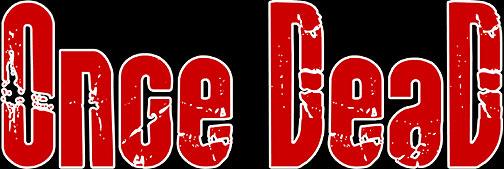 Once Dead - Logo