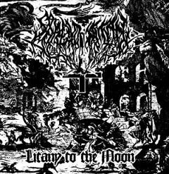 Shroud of Satan - Litany to the Moon