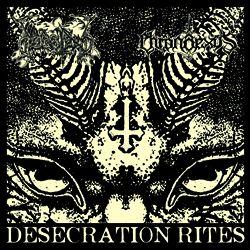 Dodsferd / Chronaexus - Desecration Rites