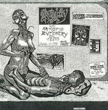 Brutality - Live 06/11/1990
