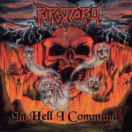 SOUNDS OF DEATH: Purgatorio (Peru) - In Hell I Command (EP 2013