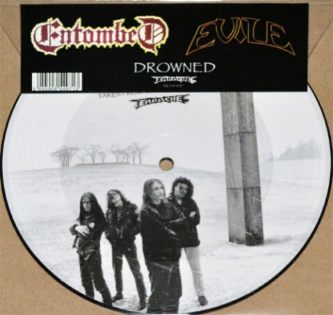 Entombed / Evile - Drowned
