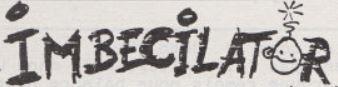 Imbecilator - Logo