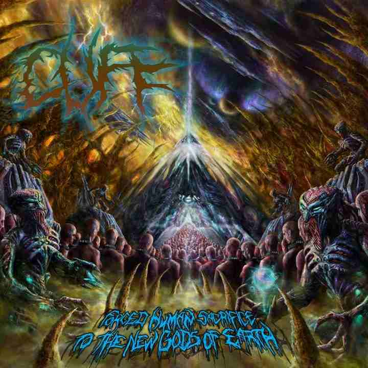 Cuff - Forced Human Sacrifice to the New Gods of Earth