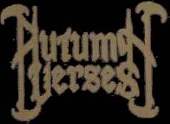Autumn Verses - Logo