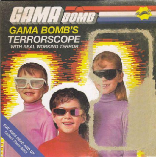 Gama Bomb - Terrorscope