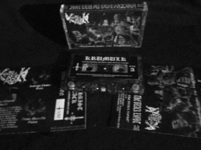 Krumulk - Invocation Under the Black Light